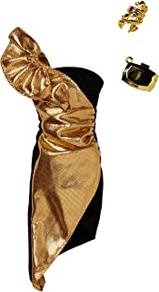 Best gold barbie dress Reviews