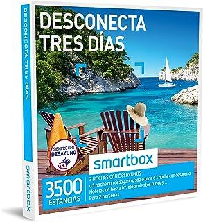 Smartbox - Caja Regalo -DESCONECTA Tres DÍAS - 3500