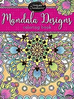 Cra-Z-Art Timeless Creations Adult Coloring Books: Mandala Creative Coloring Book