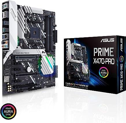 ASUS Prime X470-Pro AMD Ryzen 2 AM4 DDR4 DP HDMI M.2 USB 3.1 ATX Motherboard