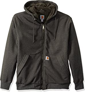Carhartt Men's Rain Defender Rockland Sherpa Lined Hooded...