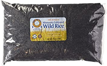 Red Lake Nation 100% All Natural Minnesota Cultivated Wild Rice