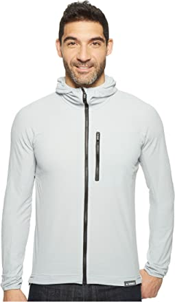 adidas Outdoor Tracerocker Fleece Hoodie