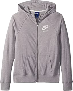 434d184a1937 Nike kids thermal full zip hoodie toddler rio teal heather
