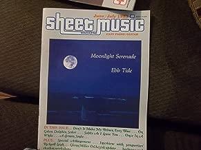 Sheet Music Magazine Easy Piano / Guitar June/July 1983 (7)