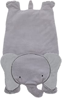 Little Love by NoJo Super Soft Tummy Play Time Mat, Elephant, Gray