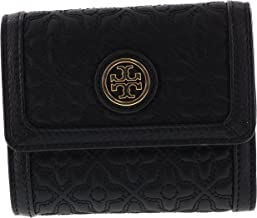 Tory Burch Bryant Mini Wallet in Quilted Leather, Style No 34031