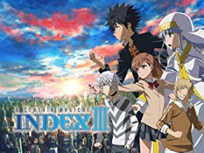 A Certain Magical Index III, Season 3, Pt. 1