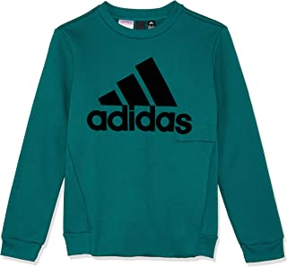 adidas Boys' Id Crew Sweatshirt