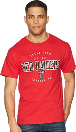 Texas Tech Red Raiders Jersey Tee
