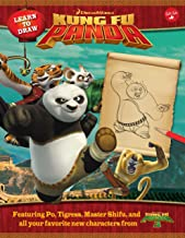 Learn to Draw DreamWorks Animation's Kung Fu Panda: Featuring Po, Tigress, Master Shifu, and all your favorite new characters from Kung Fu Panda 3! ... Draw Favorite Characters: Expanded Edition)
