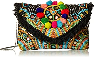 Best colorful beaded clutch Reviews