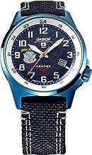 [ケンテックス] 腕時計 JSDF ソーラー STANDARD 航空自衛隊モデル S715M-07 ブルー