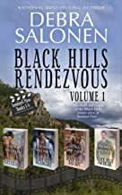 Black Hills Rendezvous I: Volume 1 (Books 1-4) (Black Hills Rendezvous Boxed Set)