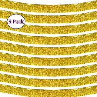 Best gold metallic fringe garland Reviews