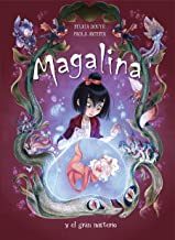 Magalina y el gran misterio / Magalina and the Great Mystery (Serie Magalina) (Spanish Edition)