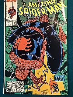 amazing spider man 304