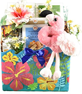 The Sunshine State - A Florida Gift Basket Loaded With Tropical Treats & Refreshing Flavors, 6 lb