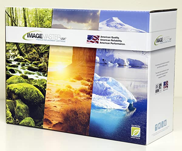 Image Master MICR Toner Cartridge For HP Laserjet CC364A 64a P4014 4014N 4015 4015N 4015TN 4515 Series Manufactured In USA