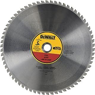 DEWALT 14-Inch Metal Cutting Blade, Ferrous Metal Cutting, 66-Tooth (DWA7747)