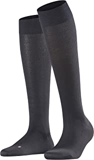 FALKE Damen 1 Paar Strong Leg Energizer Kompressionsstrümpfe Schwarz 39-40 W2