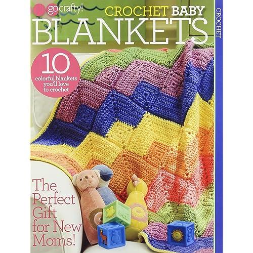 ef6376e2e Crochet Baby Blankets  Amazon.co.uk