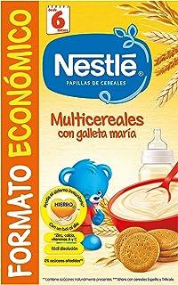 Nestlé Multicereales con Galleta María - 500 gr