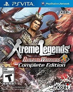 Jogo PS Vita Xtreme Legends Dynasty Warriors 8 -Koei