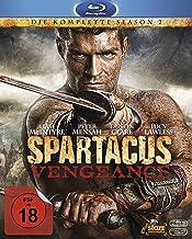 Spartacus: Vengeance - Die komplette Season 2 [Alemania] [Blu-ray]