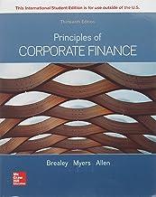 Principles of Corporate Finance