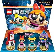 LEGO Dimensions, Powerpuff Girls, 4 Figuren