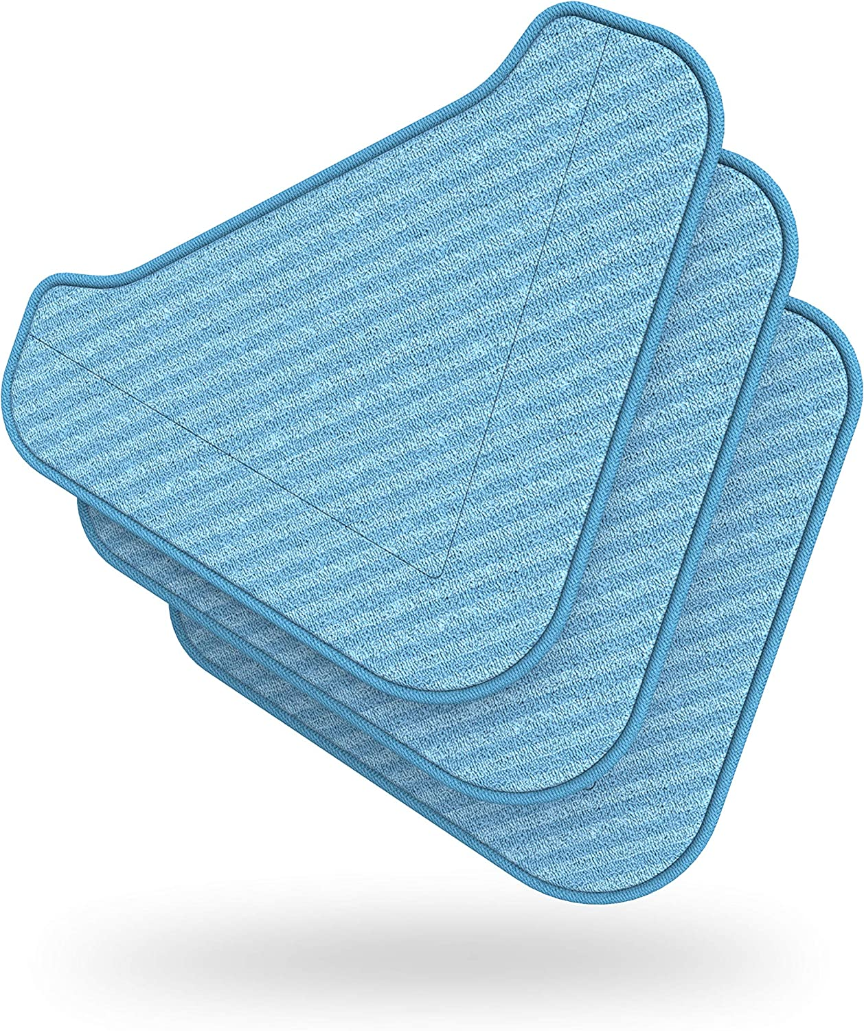 Ultra-Absorbent Super popular specialty store Triangle Replacement Mop Pads R for XL PureClean safety