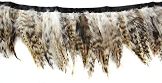 Touch of Nature 38241 Stitched Grey hilla Hackle, 36-Inch