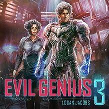 Becoming the Apex Supervillain: Evil Genius, Book 3
