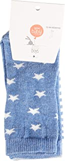 Koton Erkek Bebek Corap Çorap, Mavi (Mavi̇ 600), 18-24 Ay (Üretici Ölçüsü: 12-24), 18-24_Ay