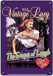 Midsouth Products I LOVE LUCY 8