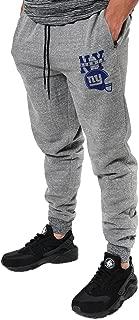 Ultra Game Men's Jogger Pants Active Basic Fleece Sweatpant