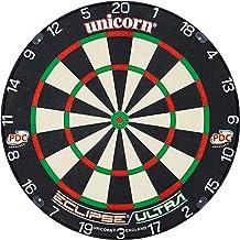 Unicorn Eclipse ULTRA Professional Borstel Dartbord One Size, Zwart