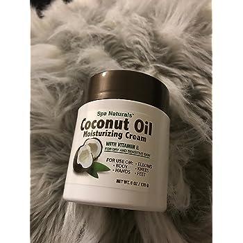 Wholesale Spa Naturals Coconut Oil Moisture Cream