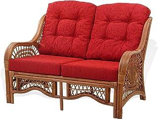 Amazon.com: Rattan - Sofas & Couches / Living Room Furniture ...