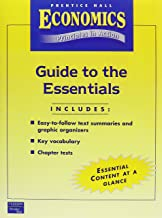 ECONOMICS: PRINCIPLES IN ACTION 2ND EDITION GUIDE TO THE ESSENTIALS     ENGLISH 2003C