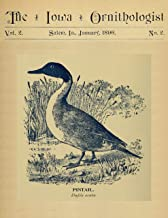 The Iowa Ornithologist, Volume 2, No. 2, January 1896 by Various: Ebook