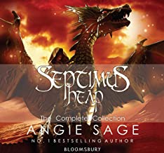 Septimus Heap Collection 7 Book Set (Magyk, Flyte, Physik, Queste, Syren, Darke and Fyre)