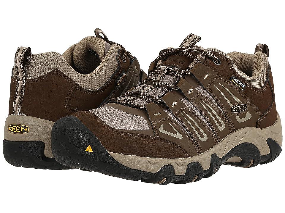Keen Oakridge Waterproof (Cascade/Brindle) Men
