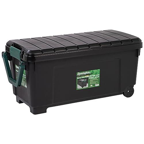 IRIS USA, Inc. Remington Heavy Duty Rolling Tote - 42.25 Gallon (1-(Pack))