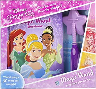 Disney Princess - Magic Wand Sound Book Set - PI Kids