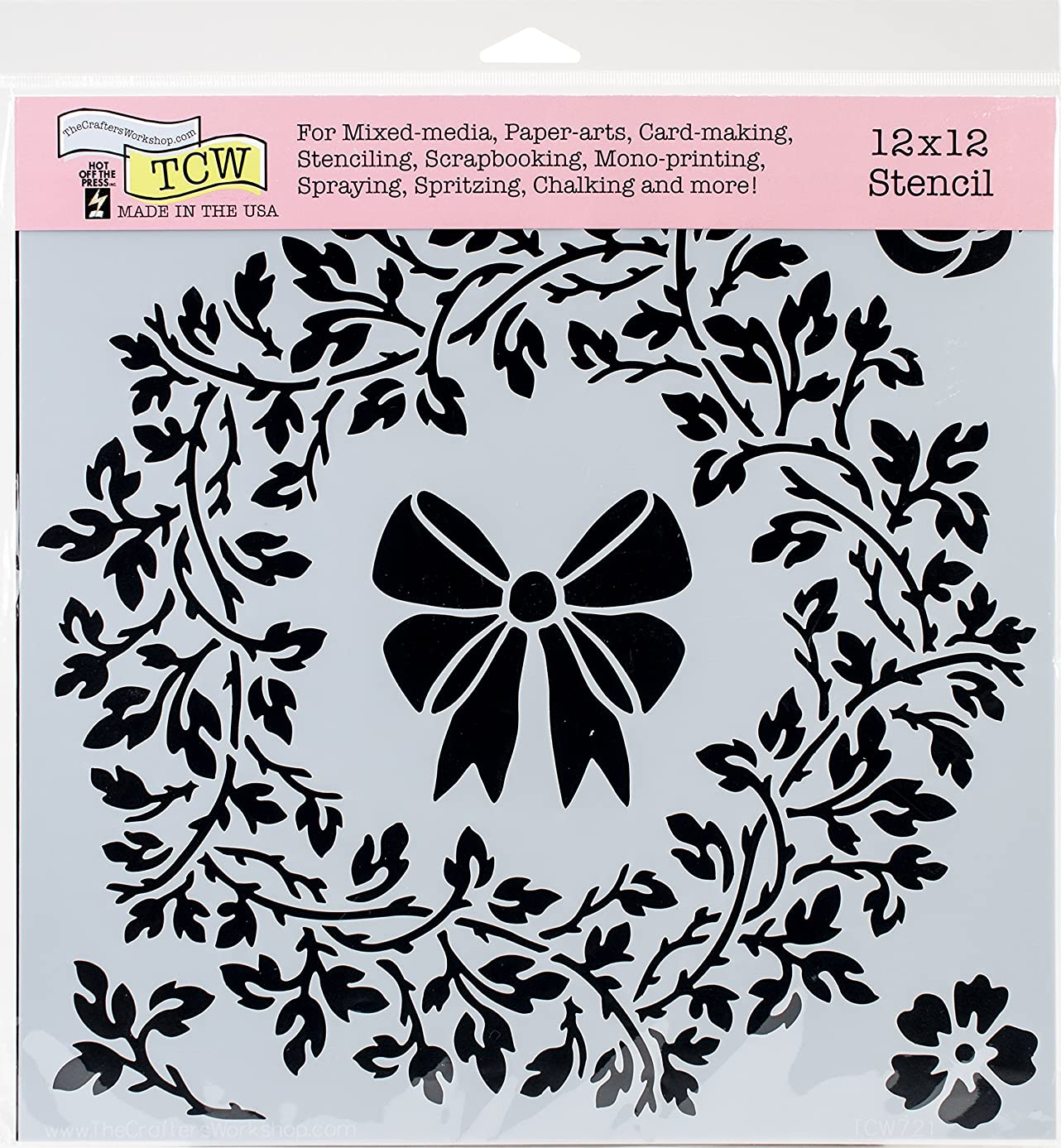 CRAFTERS WORKSHOP TCW721 Template 12
