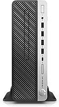 HP ProDesk 600 G4 Small Form Factor Desktop PC Including Intel i7-8700 6 Core 3.2GHz, 8GB DDR4 RAM, 256GB SSD, Windows 10 Pro, 3 Years WNTY