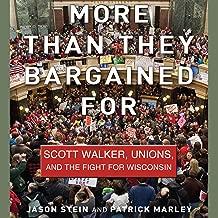 scott walker unions