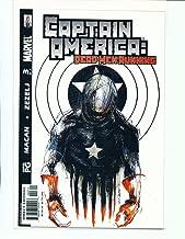 Captain America, Vol. 1 No. 3: Dead Men Running, Part 3 of 3; May 2002